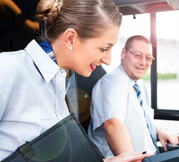 Assistant Bus Driver Manager Job Posting