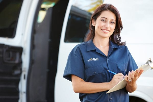 Sea Tac Shuttle Driver – Contract