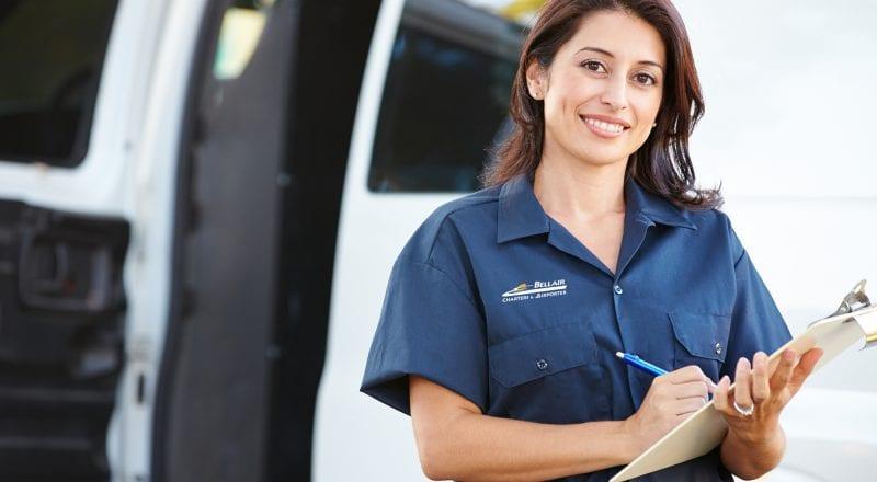 Sea Tac Shuttle Driver – Contract